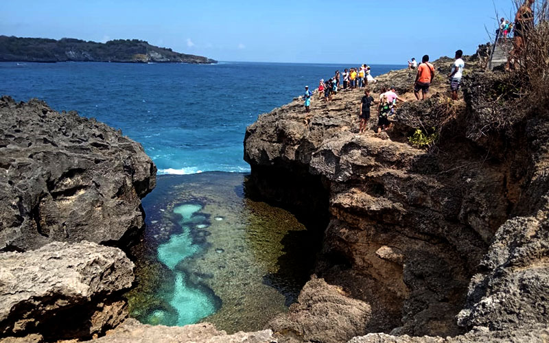 1 Day 1 Night Nusa Penida Tour + Snorkeling