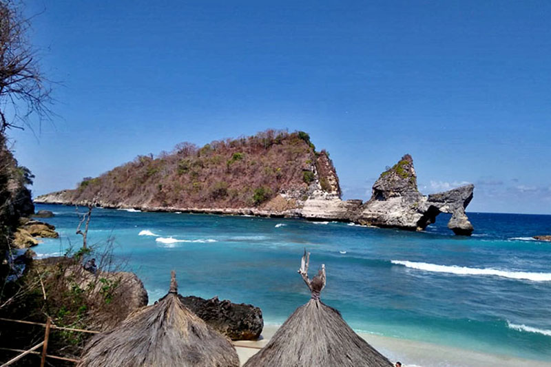 2 Day 1 Night Nusa Penida Tour + Snorkeling